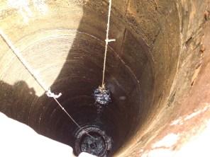 Bore hole in Zinder, Niger