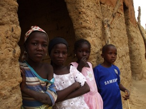 The UN's scope is wider than the Commonwealth countries. For example it reaches these Nigerien children.