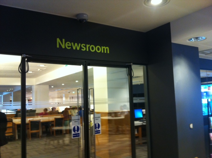 British Library Newsroom