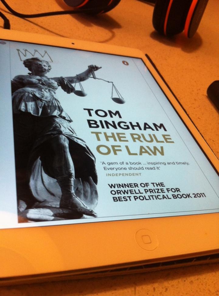 Tom Bingham cover