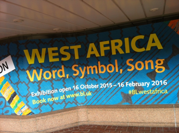 West Africa British Library 1