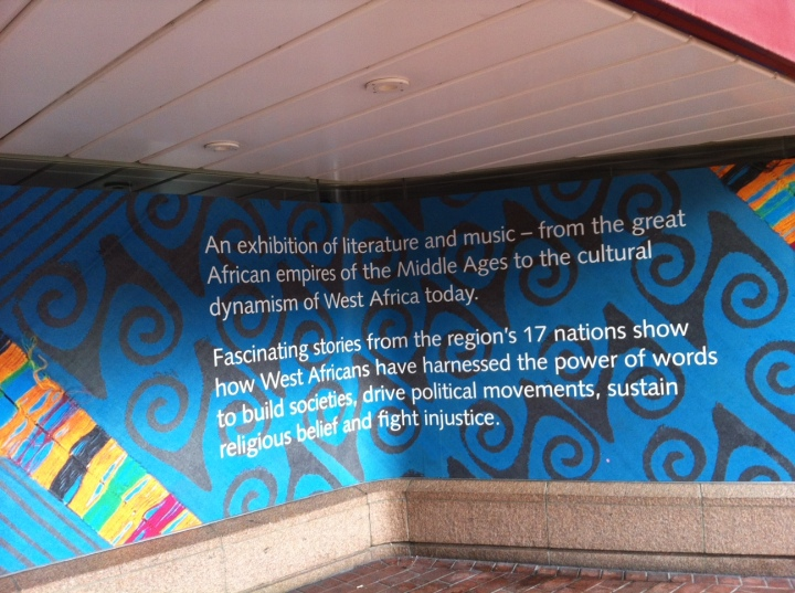 West Africa British Library 2