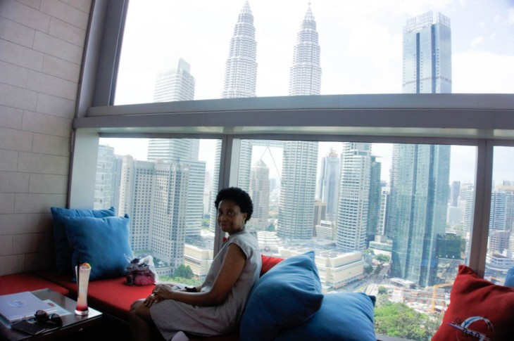 KL during the day